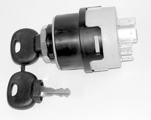 IK.B6 Genuine Ignition Switches 5 Position Switch  Replacement Key