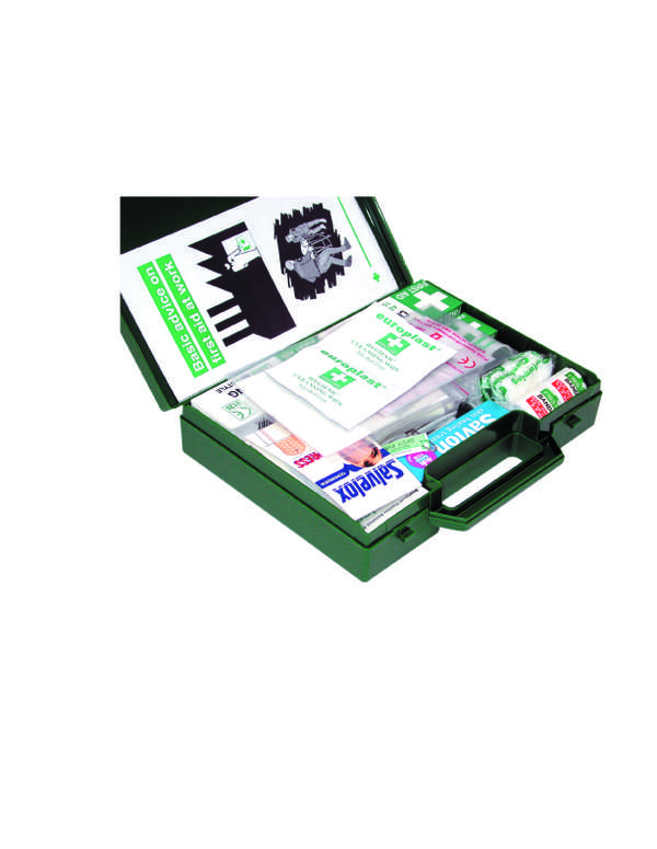A02470 Assorted Boxes / Packs   FIRST AID Kit HSE Household