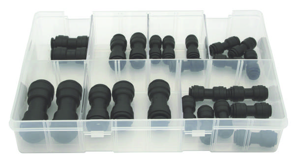 A02610 Assorted Boxes / Packs   SPEEDFIT Straights Metric