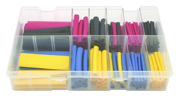 A03000 Assorted Boxes / Packs   Heat Shrink Tubing 50mm Long  50mm