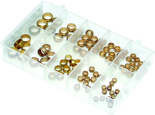 A04280 Assorted Boxes / Packs   mini BOX Brass Olives