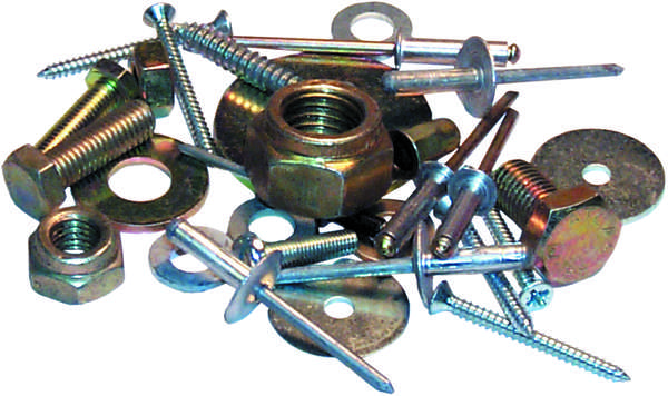 A06530 Assorted Boxes / Packs   Odds 'n Ends - Misc Fasteners