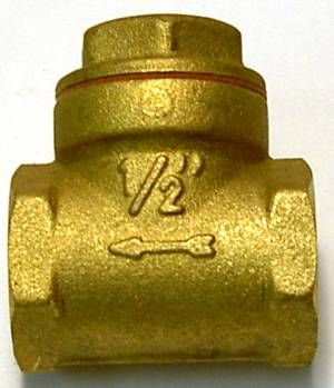 AC/NRV2.5 Air Valves, Couplings and Hose Brass Non Return Valves  NO DESCRIPTION ??!!!  2 1/2