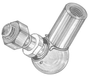 BJ14 Miscellaneous Ball Joints  Ball Joint 1/4
