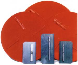 PF1 Power Float Blades, Diamond Blades and Grinding Blocks Power Float Blades Clipper 36
