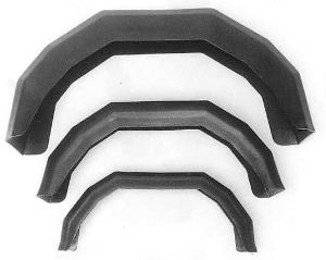 TS/MG13 Trailer Spares Plastic Mud Guards  13