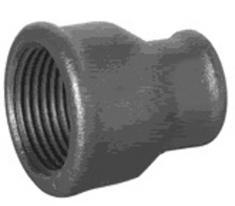MC/2/14 Malleable Iron Fittings Reducing Sockets  Reducing Socket (F) 1/2